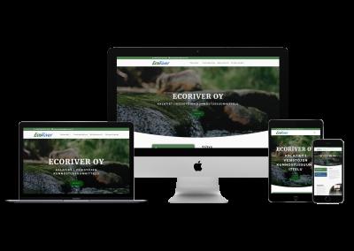 WordPress Kotisivut Yritykselle Ecoriver Oy