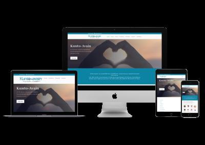 WordPress Kotisivut Yritykselle Kunto-Avain
