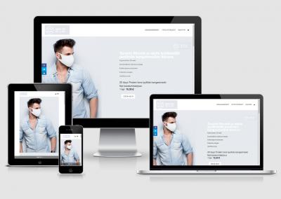 WordPress kotisivut yritykselle A. Y. MIRAI OY