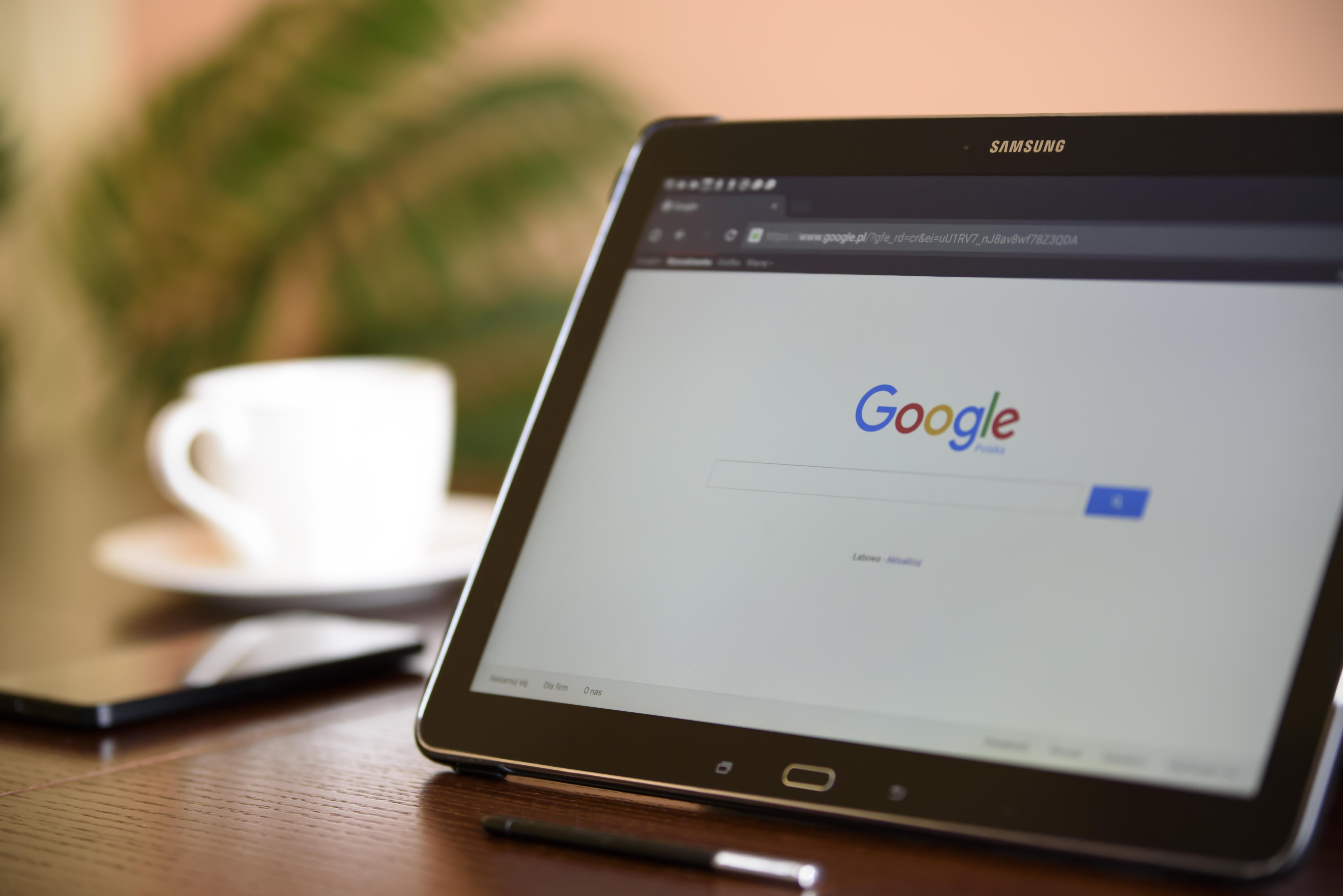 Google hakukoneena, kotisivujen merkitys yritykselle.