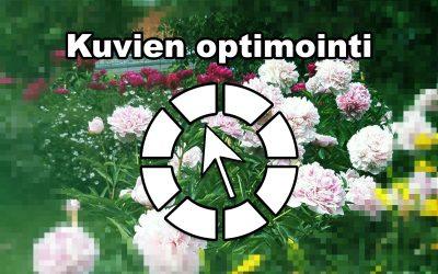 Kuvien optimointi ja hakukoneoptimointi